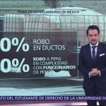 AMLO presenta Plan contra el Robo de Hidrocarburos