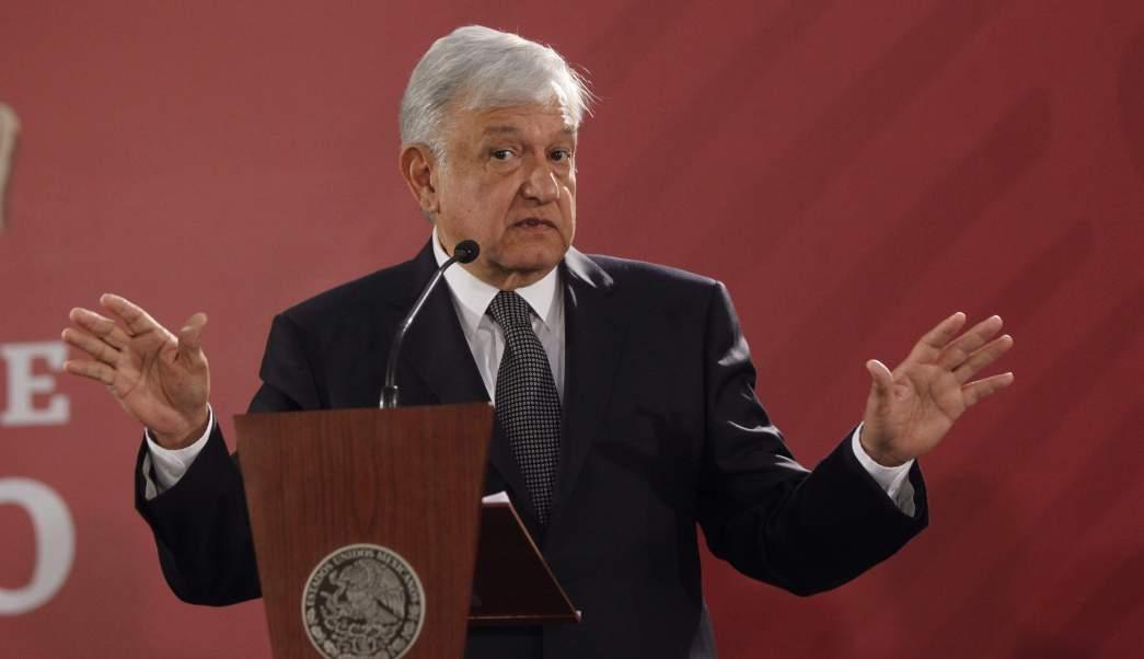 AMLO: Gobierno inició sin problemas, dice en primera conferencia matutina