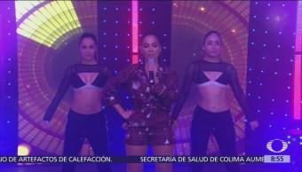 Anitta ofrece un musical en 'Al Aire'