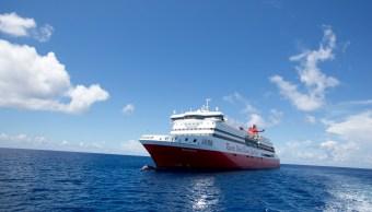 Adolescente gana boleto para polémico crucero sexual