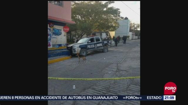 Ejecutan Dos Policías En Zitlala, Guerrero