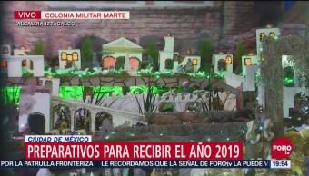 Vecinos Visitan Nacimiento Monumental Iztacalco Cdmx