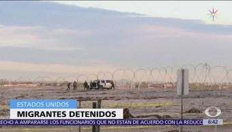 Arrestan a 28 migrantes que cruzaron frontera Tijuana-San Diego