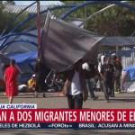 Asesinan a dos migrantes menores de edad en Tijuana