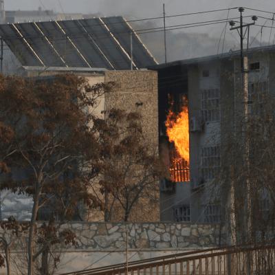 Se elevan a 48 los muertos en ataque en Kabul, Afganistán