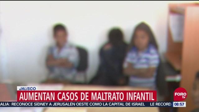 Aumentan Casos De Maltrato Infantil En Jalisco
