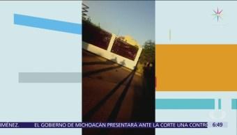 Avioneta cae sobre casa en Culiacán por falla mecánica