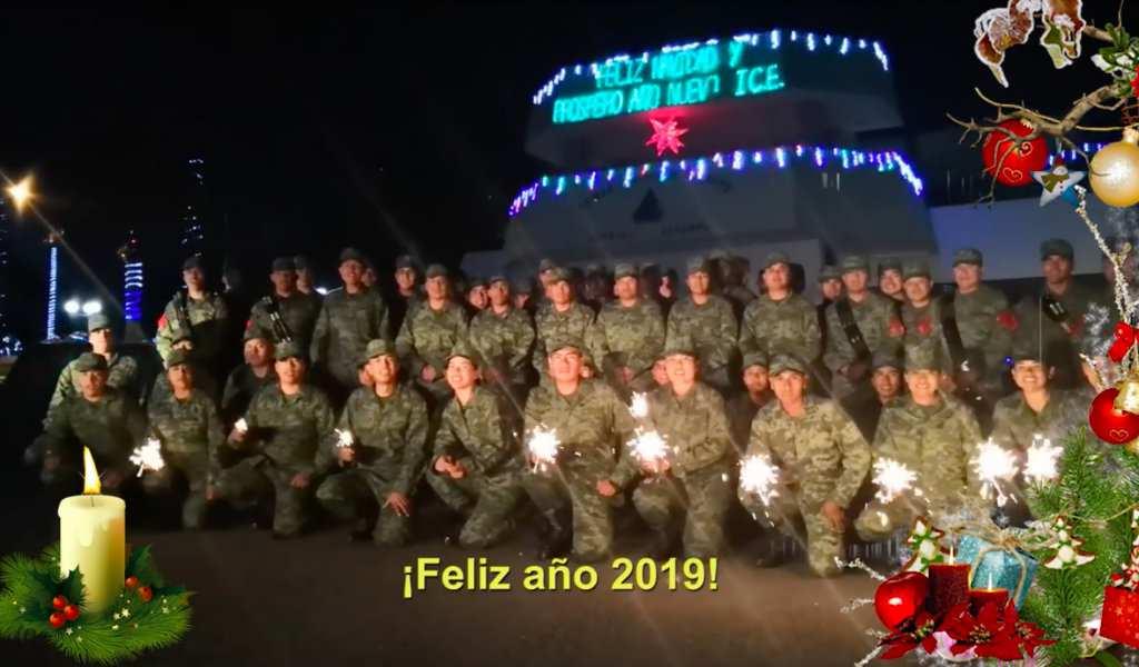Ejército-Fuerzas-armadas-Fuerza-Aérea-Año-nuevo-Video-Sedena