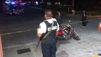 Balacera en zona hotelera de Cancún deja un muerto y tres heridos