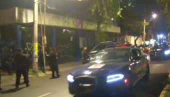 Balaceras en la CDMX dejan dos hombres muertos