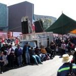 Cámara de Diputados reprograma sesión para el domingo por bloqueos