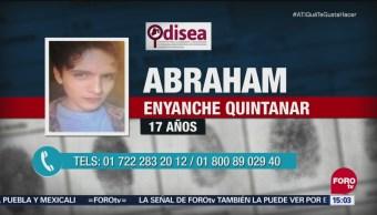 Buscan a estudiante del CCH-Naucalpan desaparecido