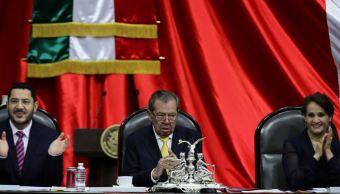 Congreso General inicia sesión previo a toma de protesta de AMLO