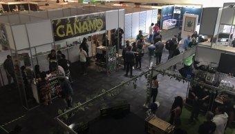Realizan Encuentro Cannabico en la Ciudad de México