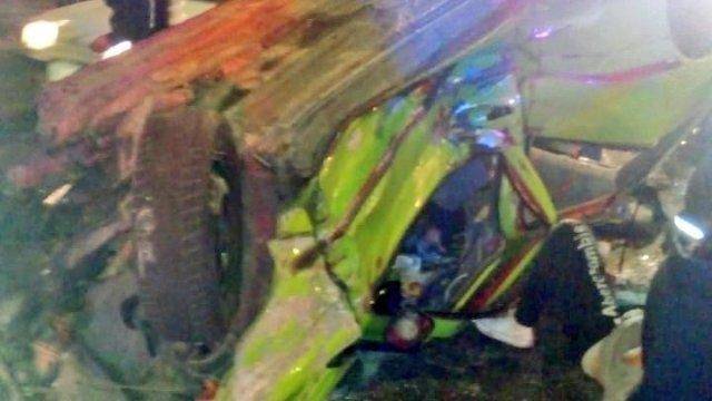 Carambola en la carretera México-Cuernavaca deja un muerto