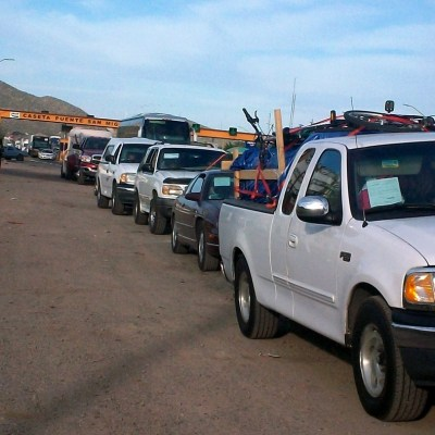 Aumenta flujo vehicular en carreteras de Sinaloa; refuerzan seguridad