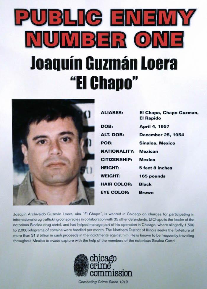 El Chapo en imágenes