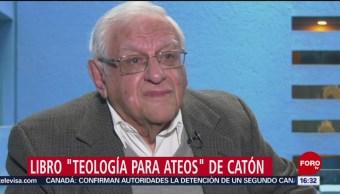 Catón celebra con su Teología para ateos