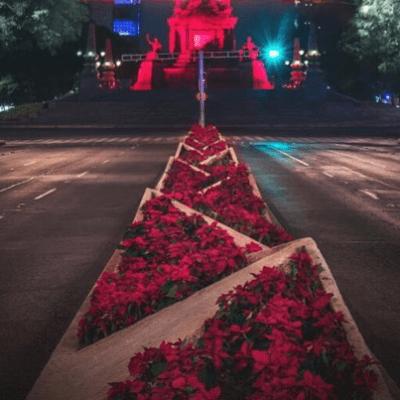 Cierran Reforma por Año Nuevo y carrera San Silvestre en CDMX