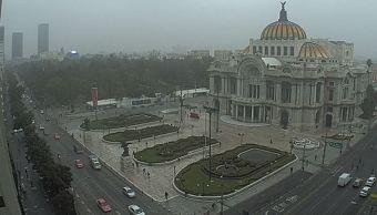 Ciudad de México tendrá una temperatura máxima de 22 grados