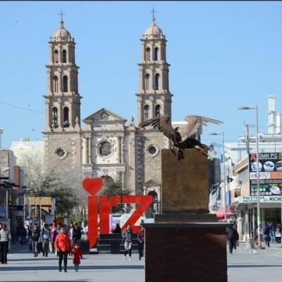Instalan botones de pánico en el centro histórico de Ciudad Juárez