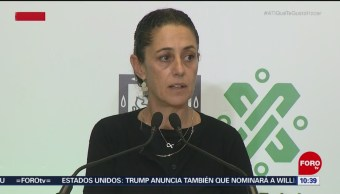 Claudia Sheinbaum abordará protocolo de sismos en primer consejo de Protección Civil