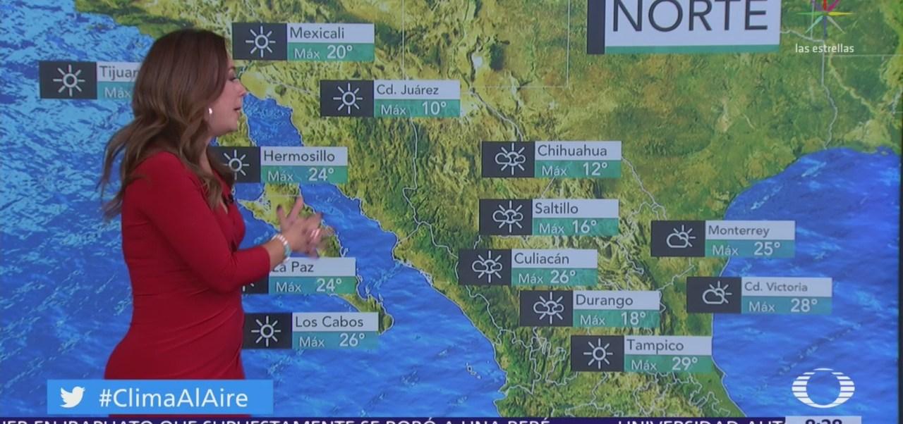 Clima Al Aire: Predominará cielo nublado en Valle de México