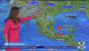 Clima Al Aire: Prevén lluvias aisladas en el Valle de México