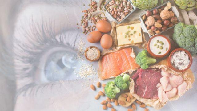 ¿Cómo afecta la alimentación a nuestra vista?
