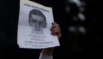 Comisión de caso Ayotzinapa no reemplaza al Ministerio Público