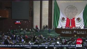 Comisión de diputados aprueba dictamen de Ley de Ingresos 2019
