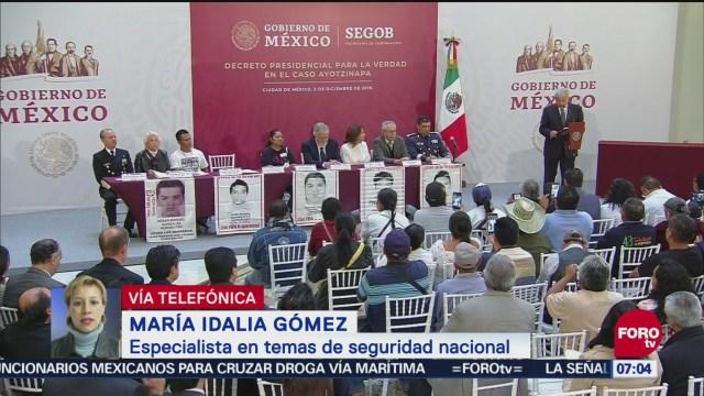 Comisión del caso Ayotzinapa no podrá suplir al Ministerio Público, dice especialista