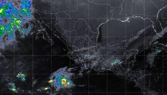 Temperaturas bajarán en la mayor parte de México por frente frío 16