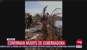 Confirman Muerte Gobernadora De Puebla Esposo