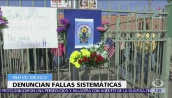 Congresistas de EU investigan muerte de niña migrante