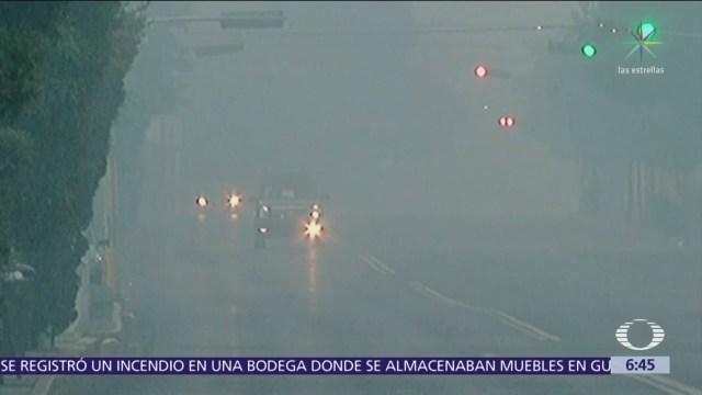Contingencia atmosférica en Guadalajara
