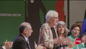 Ida Vitale, Premio de Literatura de la FIL-Guadalajara
