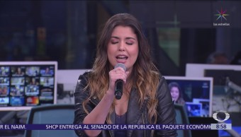Cristina Ramos, ganadora de 'La Voz México' en Al Aire