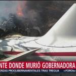 Crónica Accidente Murió Erika Alonso Y Moreno Valle