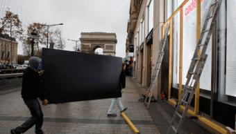 "Francia se blinda ante protestas de ""chalecos amarillos"""