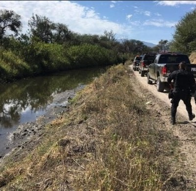 Hallan cuerpo de estudiante desaparecido de la UdeG en un canal en Tlajomulco