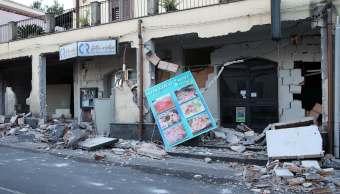 Sismo en Sicilia, Italia, deja heridos y damnificados