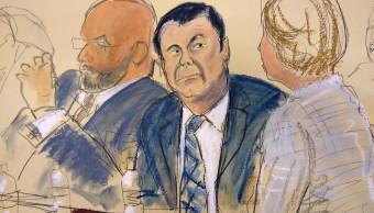 Declaraciones impactantes del juicio contra 'El Chapo'