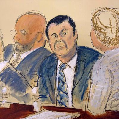 Las declaraciones más impactantes del juicio contra 'El Chapo'