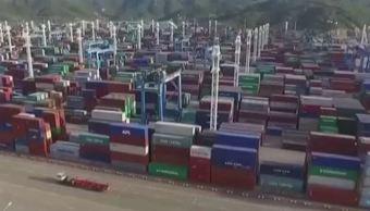 México registra déficit comercial de 2 mil 382 mdd en noviembre