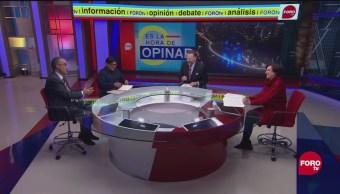 Denise Dresser Gibrán Ramírez Polémico Debate