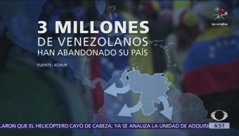 Descontento social en países de América Latina