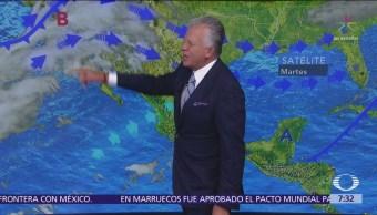 Despierta con Tiempo: Continuarán bajando las temperaturas en México