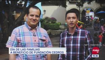 Día de las Familias a beneficio de Fundación Cedros