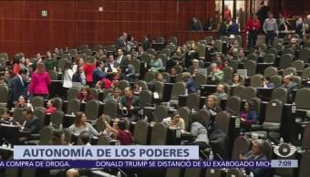 Diputados hacen extrañamiento contra jueces y magistrados